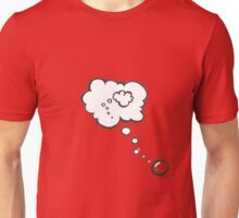 Thought bubble Unisex T-Shirt