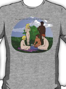 First Timer T-Shirt