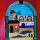 Typical Mexican Window by Waleska Luker