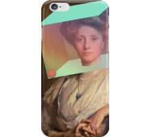 LADY. iPhone Case/Skin
