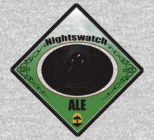 Nightswatch Ale - Game of Thrones by Anders Andersen
