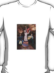 Sueños de Flamenco T-Shirt