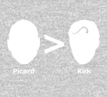 Picard > Kirk Kids Clothes