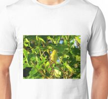 Yellow Warbler Unisex T-Shirt
