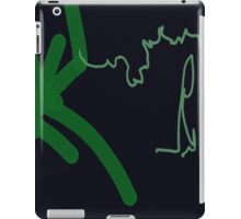 GREEN ONIONS iPad Case/Skin