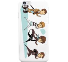 Shy: Chase! iPhone Case/Skin