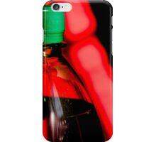 Green Plastic Bottle iPhone Case/Skin