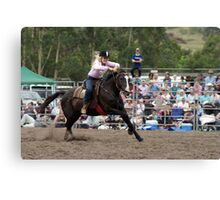 Picton Rodeo BR2 Canvas Print