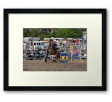Picton Rodeo BR1 Framed Print