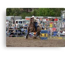 Picton Rodeo BR1 Canvas Print