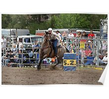 Picton Rodeo BR1 Poster