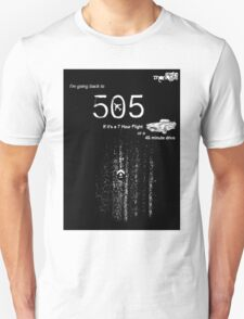 505 Arctic Monkeys T-Shirt