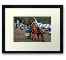 Picton Rodeo BR3 Framed Print