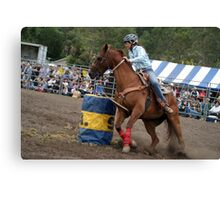 Picton Rodeo BR3 Canvas Print