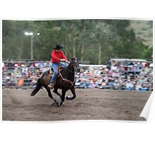 Picton Rodeo BR4 Poster