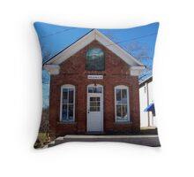 Swift Creek Arts and Crafts Throw Pillow