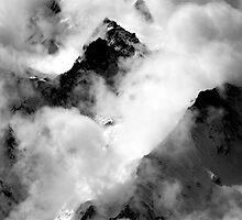 The Italian Alps II by Bonnie Blanton