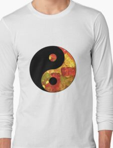 Gummy Bear Yin Yang Long Sleeve T-Shirt