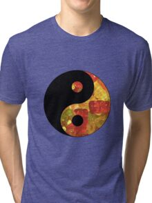 Gummy Bear Yin Yang Tri-blend T-Shirt