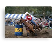Picton Rodeo BR6 Canvas Print