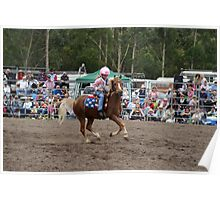 Picton Rodeo BR8 Poster