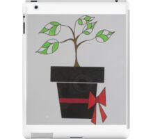 Potted Prezzie iPad Case/Skin