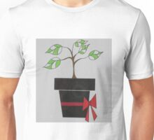 Potted Prezzie Unisex T-Shirt