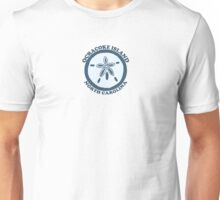 Ocracoke Island - OBX. Unisex T-Shirt