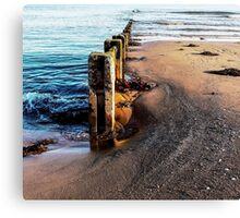Shifting Sands of Time Canvas Print