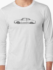 VW Karmann Ghia Long Sleeve T-Shirt