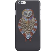 Owl Totem iPhone Case/Skin