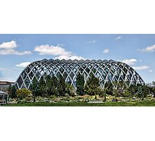 Boettcher Memorial Tropical Conservatory Photographic Print