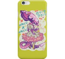 Coey: Xeno Loli Queen iPhone Case/Skin