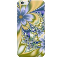 Silky Flowers iPhone Case/Skin