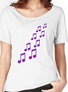 Notes Women's Relaxed Fit T-Shirt