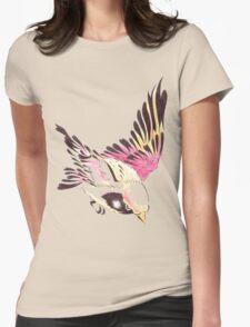 Jail Bird Womens Fitted T-Shirt