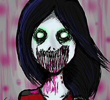 Freaky Looking Marceline by moosegod