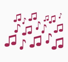 Music notes by Designzz