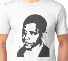 Obama Smoking a Fag Unisex T-Shirt