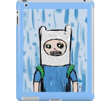Freaky Looking Finn iPad Case/Skin