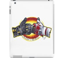 Crash and Burn iPad Case/Skin