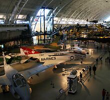 Udvar Hazy Museum by ScottH711