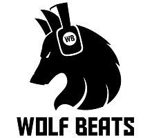 Wolf Beats Photographic Print