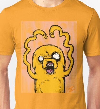 Freaky Looking Jake Unisex T-Shirt