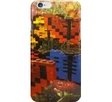 Lego Butterflies, Lego Store Fifth Avenue, New York City iPhone Case/Skin