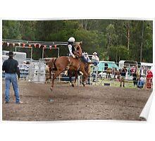 Picton Rodeo BRONC11 Poster
