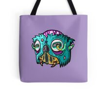 Carnihell #12 Monster head Tote Bag