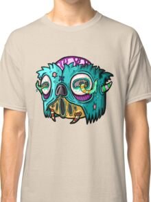 Carnihell #12 Monster head Classic T-Shirt