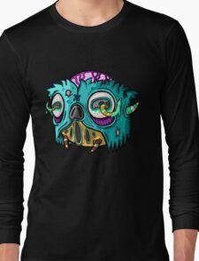 Carnihell #12 Monster head Long Sleeve T-Shirt