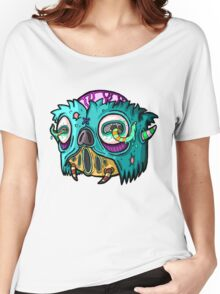 Carnihell #12 Monster head Women's Relaxed Fit T-Shirt